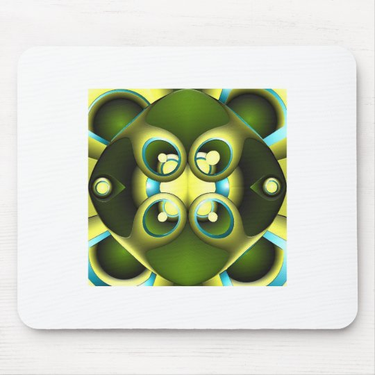 Mousepad Horizontal Template
