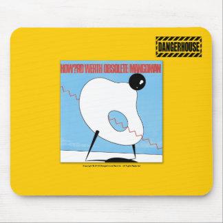 Mousepad Howard Werth Obsolete Dangerhouse LIGHT