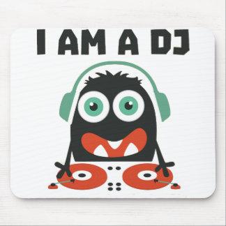 "Mousepad ""I am dj """