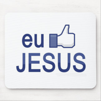 Mousepad - I enjoy Jesus