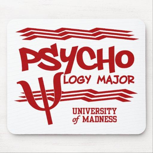 Mousepad importante de la psicología