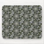 Mousepad impreso G&W floral Tapetes De Ratones
