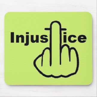 Mousepad Injustice Is Bad