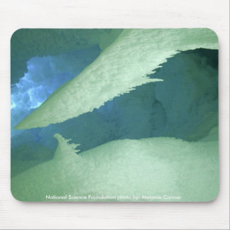 Mousepad / Inside An Ice Cave