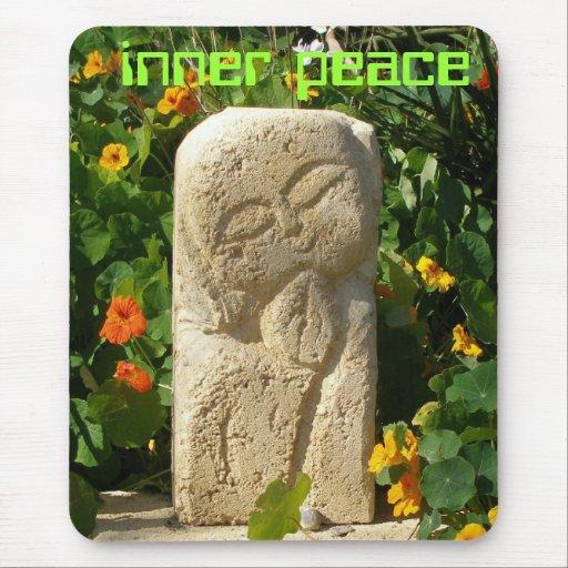 mousepad interno de la paz