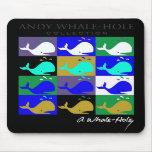 Mousepad invertido el panel del color de Andy Whal Alfombrillas De Raton