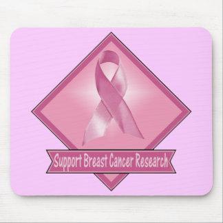 Mousepad - investigación del cáncer de pecho de la