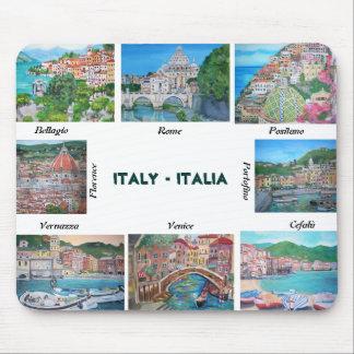 Mousepad - Italy