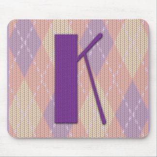 Mousepad- K Tapetes De Raton