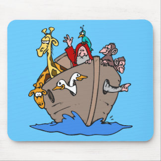 Mousepad - la arca de Noah Alfombrillas De Ratones
