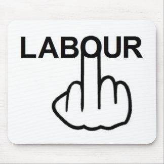 Mousepad Labour Flip