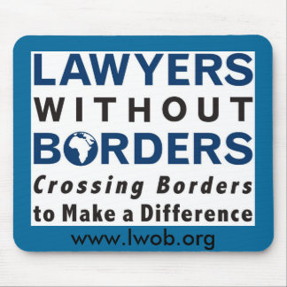 Mousepad Lawyers Without Borders