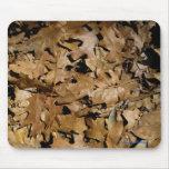 mousepad - leaf carpet
