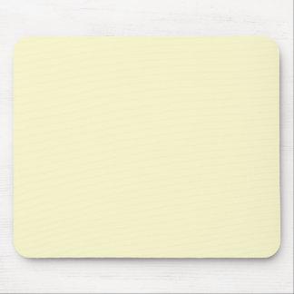 Mousepad - Lemon Chiffon