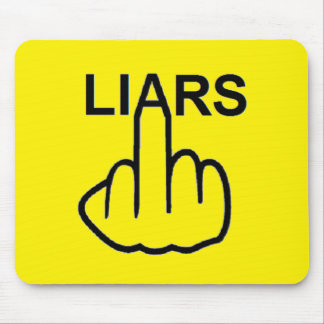 Mousepad Liars Flip