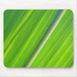 Mousepad lightgreen corn sheet Design
