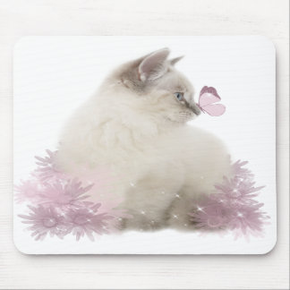 mousepad lindo del gatito tapete de ratón