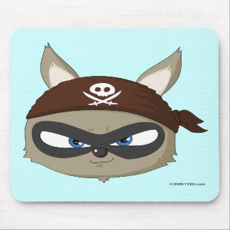 Mousepad lindo del personaje de dibujos animados d