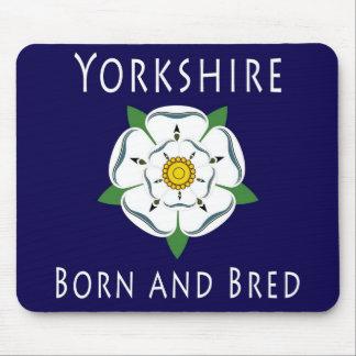 Mousepad llevado y criado de Yorkshire Tapetes De Raton