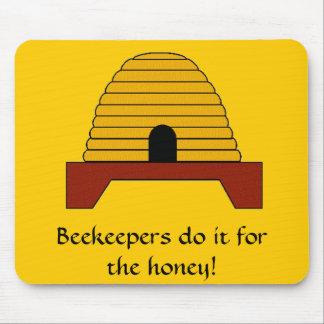 ¡Mousepad - los apicultores lo hacen para la miel! Alfombrilla De Raton