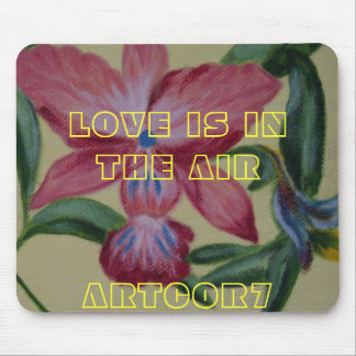 Mousepad - Love is in the air Mousepad