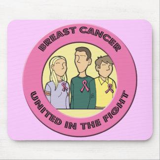Mousepad - lucha del cáncer de pecho