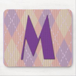 Mousepad- M Alfombrilla De Raton