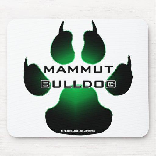 Mousepad Mammut Bulldog