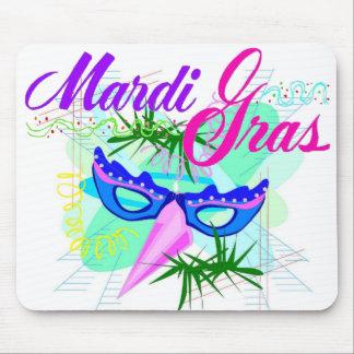 Mousepad-Mardi Gras Tapetes De Raton
