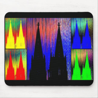 Mousepad Mauspad catedral De Colonia punta