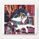 Mousepad - Merry-go-round Horse