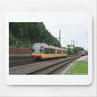 "Mousepad ""metropolitan railway """