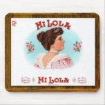 Mousepad - MI Lola Alfombrilla De Ratones