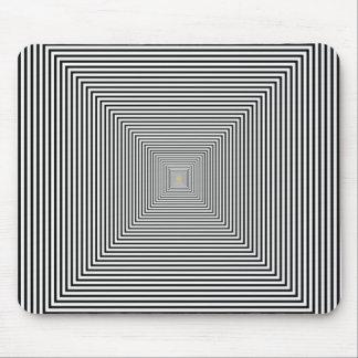 Mousepad - Mild Optical Illusion