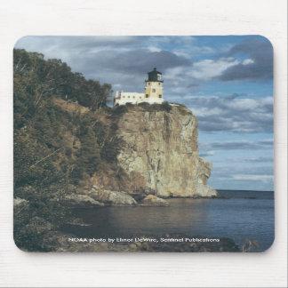 Mousepad /  Minnesota's Split Rock Lighthouse