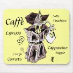 Mousepad - Moka Italian Coffee
