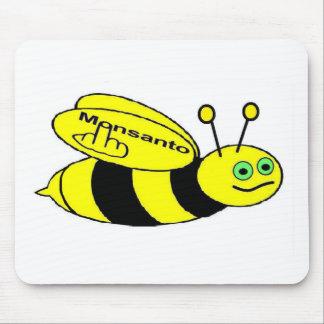 Mousepad Monsanto Bee Flip