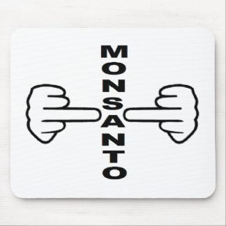 Mousepad Monsanto Flip Mouse Pad