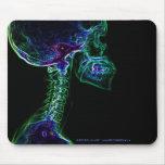 Mousepad multicolor de la C-espina dorsal