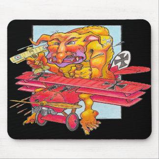 Mousepad - mún ogro alfombrilla de ratones