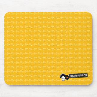 Mousepad Music of Pocket - Soon Small