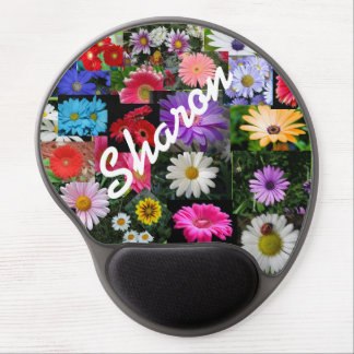 Mousepad name daisy's gel mouse pad