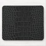 Mousepad negro de Croc Tapete De Ratones