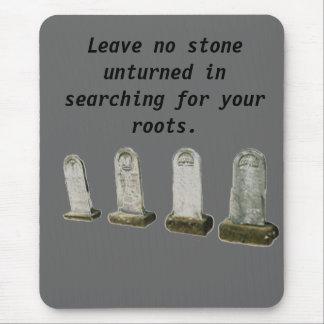 Mousepad - no deje ninguna piedra unturned en…