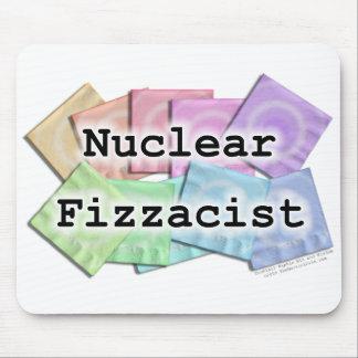 Mousepad - NUCLEAR FIZZACIST