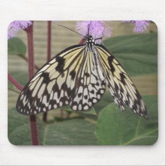 Mousepad o Mousemat - mariposa de papel de la