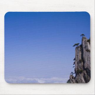 Mousepad of Mountain landscape.