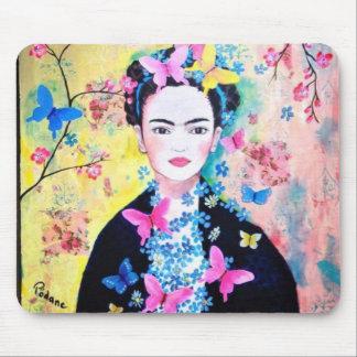 Mousepad of the Frida Khalo