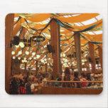 Mousepad: Oktoberfest Tent Munich Germany Mouse Pad