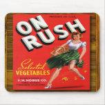 Mousepad - On Rush